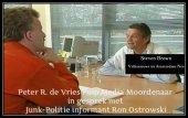 Peter de Vries en Ron Ostrowski