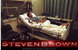 Steve Brown ziekenhuis