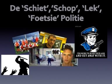 Schiet-Schop-Lek politie