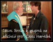 Prof CeesHamelink en Steven Brown-1