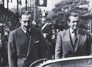 Jorge Videla & Jorge Zorreguieta