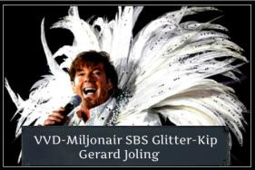 Glitter-kip Geert