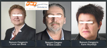 Corrie van Brenk, Willem Linders, Karin Heynsdijk