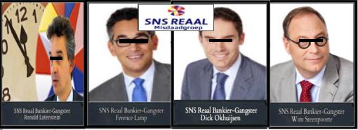 SNS Reaal Misdaadgroep