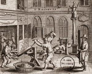 Amsterdamse gevangenis het Rasphuis