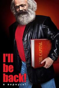 Marx I'll be back