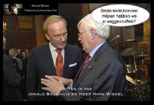 Jonald Bouwhuis Hans Wiegel