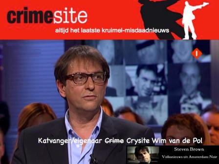 Wim van der Pol  Crimesite