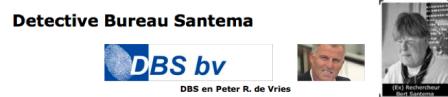 Peter R de Vries Bert Santema