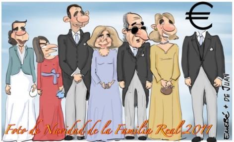 spaanse koninkljke familie