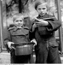 kinderen in hongerwinter