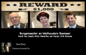 Burgemeester en wethouders Boxmeer