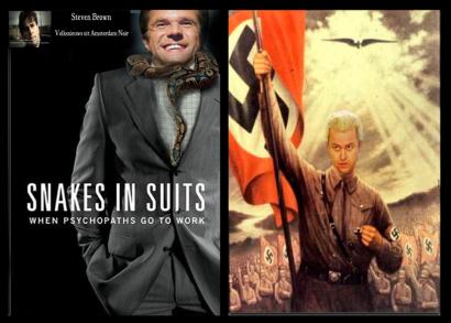 Mark Rutte en Geert Wilders