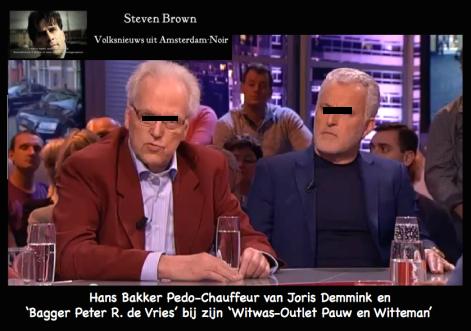 Hans Bakker Peter R. de Vries