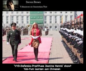Jeanine Hennis Yab Yum laarzen