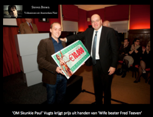 Paul Vugts Fred Teeven