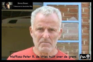 Peter R de Vries Over de Grens