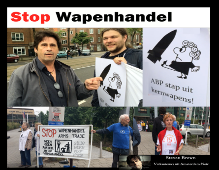 Stop de wapenhandel