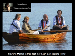 fuhrerin Merkel