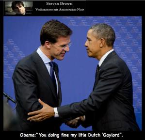 Obama Rutte