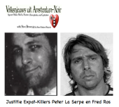 Peter La Serpa Fred Ros
