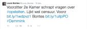 censuur Louis Bontes
