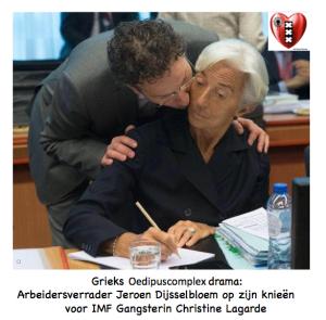 Jeroen Dijsselbloem Christine Lagarde