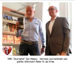 Peter R de Vries en Jan Meeus