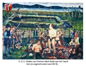 VOC Helden Mark Rutte