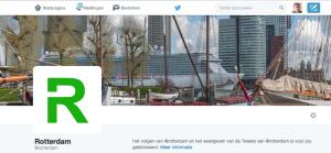 Twitter @rotterdam