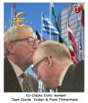 Jean Claude Juncker Frans Timmermans