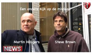 Martin Hilligers Steve Brown