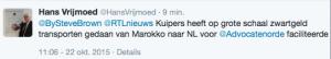 reactie Jam Hein Kuijpers