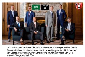 Rotterdam vrienden van ISIS
