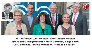 B&W Zutphen Loek Hermans