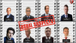 Usual Tweede Kamer suspects