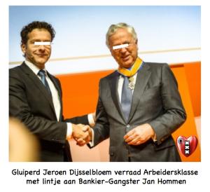 Jeroen Dijsselbloem Jan Hommen