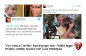 Politici bedreigen Wilders