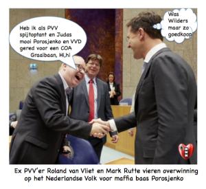 Roland van Vliet Mark Rutte