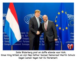 Koning Willem Martin Schulz
