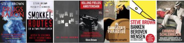 boeken Steve Brown