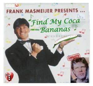 Frank Masmeijer Coca Bananas
