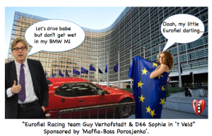 Guy Verhofstadt Sophiein't Veld