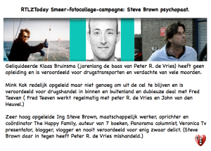 RTLZ Steve Brown psychopaat
