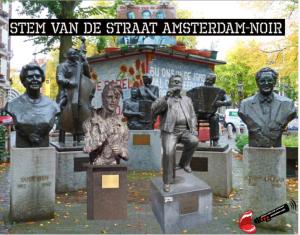 Stem van de Straat Amsterdam-Noir