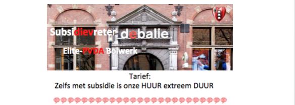 Echt Amsterdam kijkt niet naar Zomergasten met 'Radicale