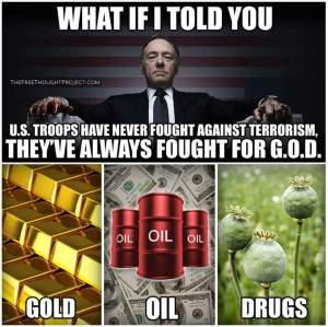 oorlog en Goud