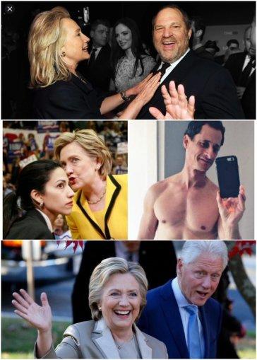 Pedophile Rapist -War Mogul- Hillary Clinton -Team' for Vice President of Mentally retarded '# Metoo- Joe Biden'.
