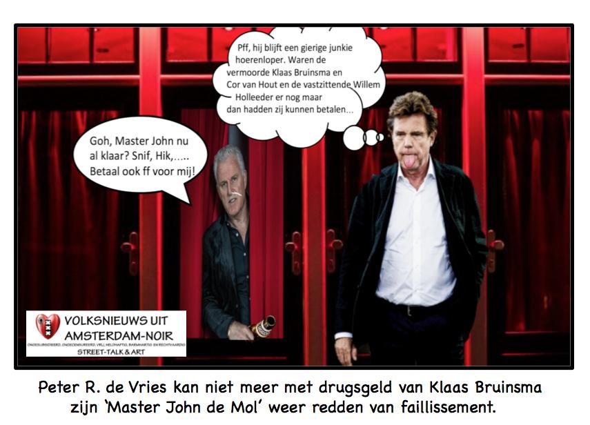 John de Mol Peter R de Vries