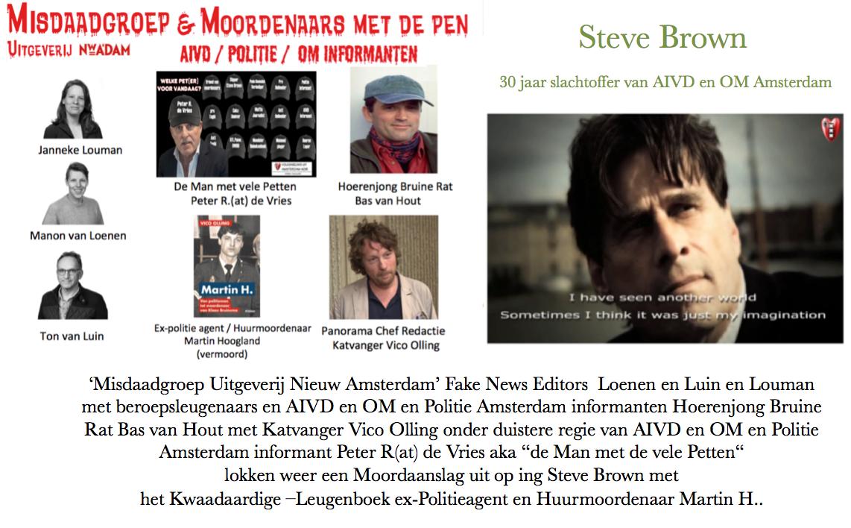 Misdaadgroep Nieuw Amsterdam